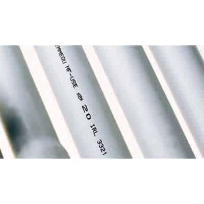 Σωλήνες ίσιοι PVC